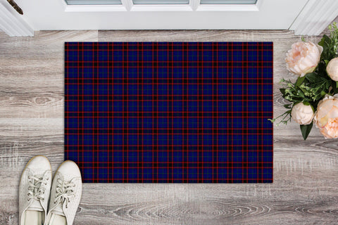 Home Modern Tartan Carpets Front Door A91