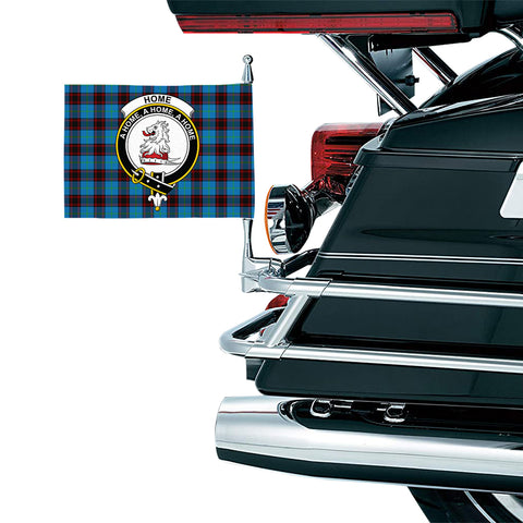 Home Ancient Clan Crest Tartan Motorcycle Flag