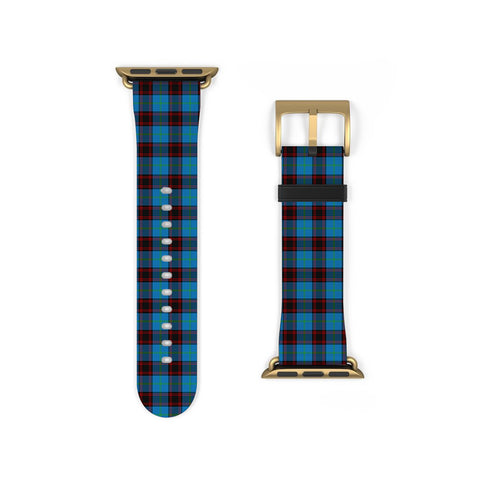 Image of Home Ancient Scottish Clan Tartan Watch Band Apple Watch