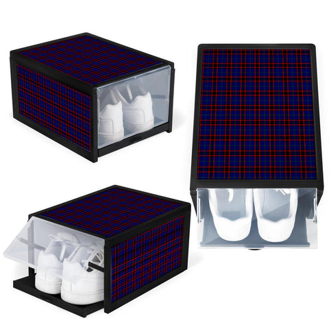 Home Modern Clan Tartan Scottish Shoe Organizers K9