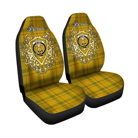 Houston Clan Car Seat Cover Royal Sheild