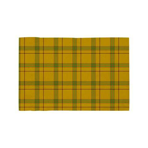 Houston Clan Tartan Motorcycle Flag