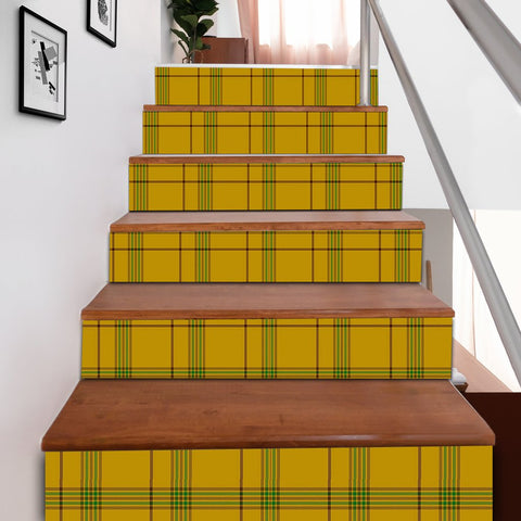 Scottishshop Tartan Stair Stickers - Houston Stair Stickers A91