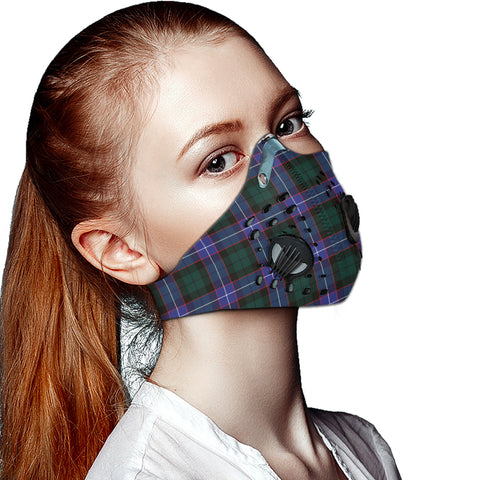 Image of Hunter Modern Tartan Dust-proof Sports Masks ( Model 1) - TH88 (USA Shipping Line)