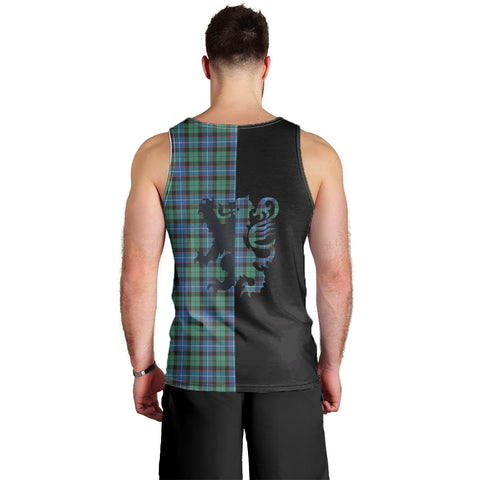 Hunter Ancient Clan Tank Top Lion Rampant
