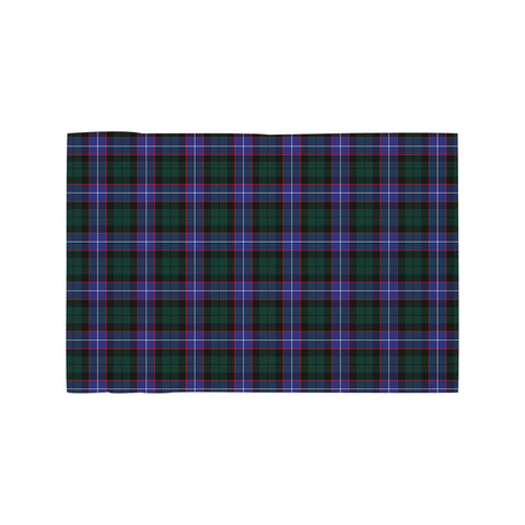 Hunter Modern Clan Tartan Motorcycle Flag