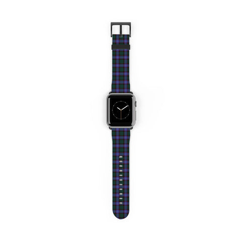 Hunter Modern Scottish Clan Tartan Watch Band Apple Watch