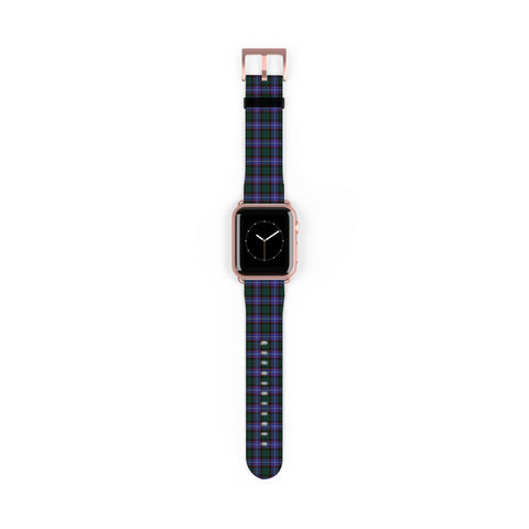 Image of Hunter Modern Scottish Clan Tartan Watch Band Apple Watch