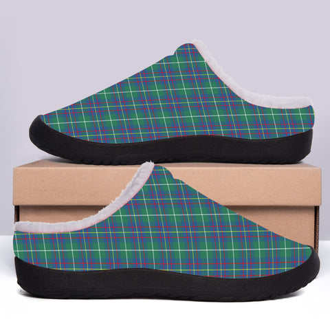 Inglis Ancient Tartan Fleece Slipper (Women's/Men's) A7