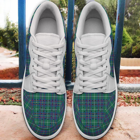Inglis Ancient Tartan Low Sneakers (Women's/Men's) A7