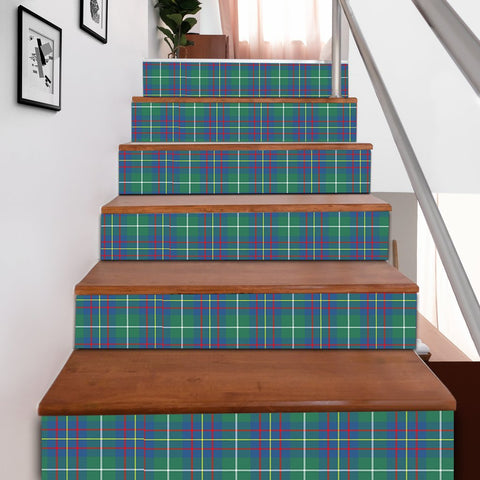 Scottishshop Tartan Stair Stickers - Inglis Ancient Stair Stickers A91