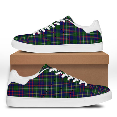 Inglis Modern Tartan Skate Shoes (Women's/Men's) A7