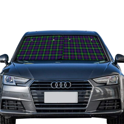 Image of Inglis Modern Clan Tartan Scotland Car Sun Shade 2pcs