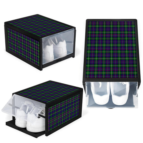 Inglis Modern Clan Tartan Scottish Shoe Organizers K9