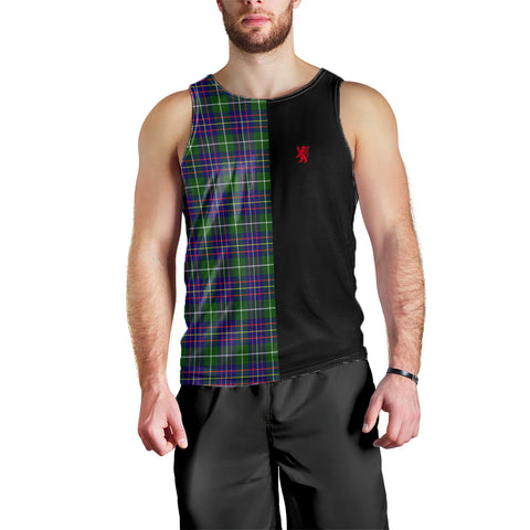 Image of Inglis Modern Clan Tank Top Lion Rampant