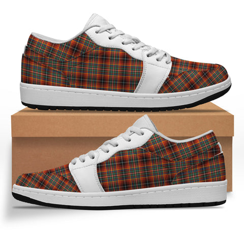 Innes Ancient Tartan Low Sneakers (Women's/Men's) A7