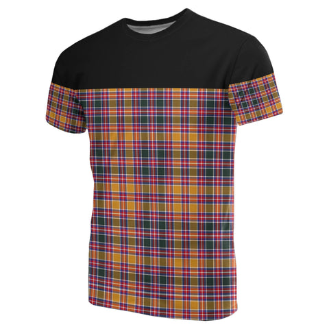 Image of Tartan Horizontal T-Shirt - Jacobite