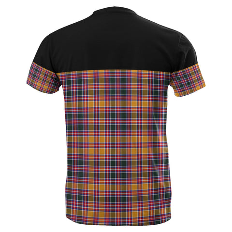 Image of Tartan Horizontal T-Shirt - Jacobite - BN