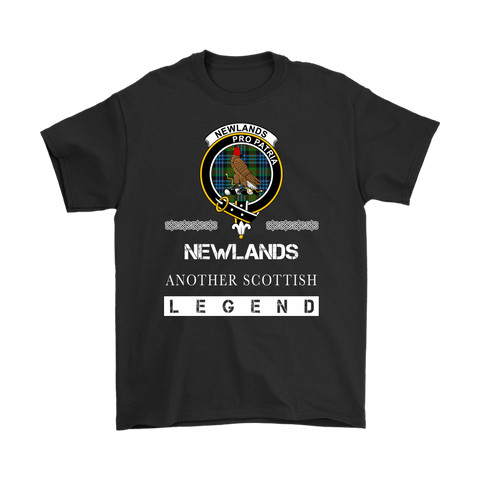 Image of Newlands Scottish Legend T-shirt And Hoodie | Scotland Clothing | Hot Sale