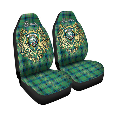 Kennedy Ancient Clan Car Seat Cover Royal Sheild