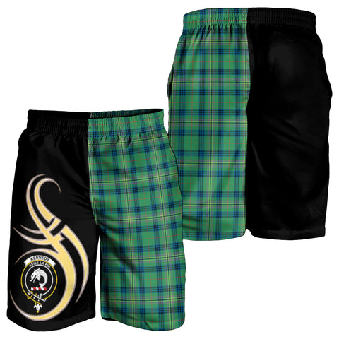 Kennedy Ancient Clan Believe In Me Men Short