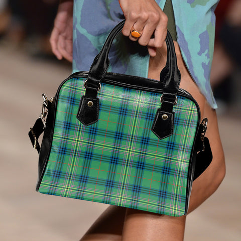 Kennedy Ancient Tartan Shoulder Handbag for Women | Hot Sale | Scottish Clans