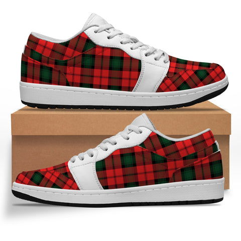 Kerr Modern Tartan Low Sneakers (Women's/Men's) A7