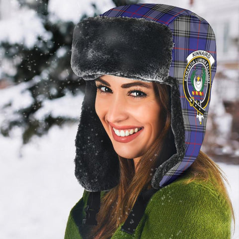 Image of Kinnaird Tartan Trapper Hat