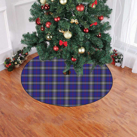 Kinnaird Tartan Tree Skirt Christmas