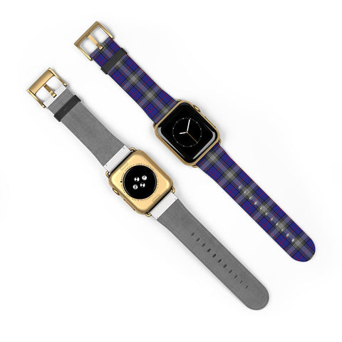 Kinnaird Scottish Clan Tartan Watch Band Apple Watch