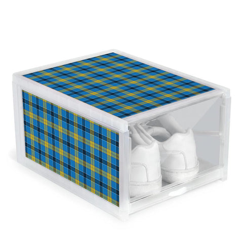 Image of Laing Clan Tartan Scottish Shoe Organizers