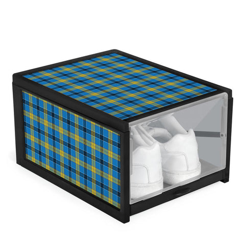 Image of Laing Clan Tartan Scottish Shoe Organizers K9