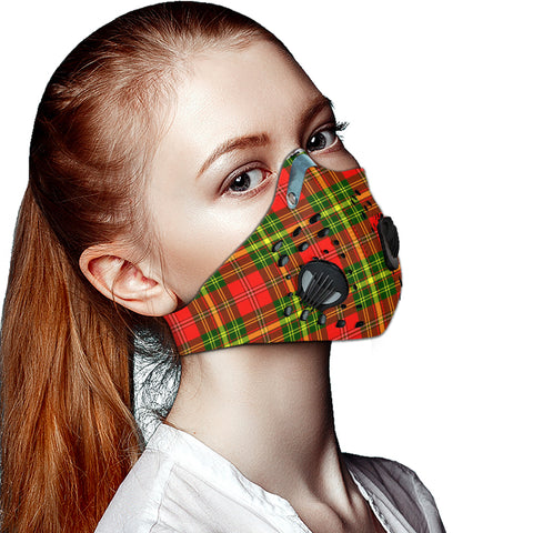 Leask Tartan Dust-proof Sports Masks ( Model 1) - TH88 (USA Shipping Line)