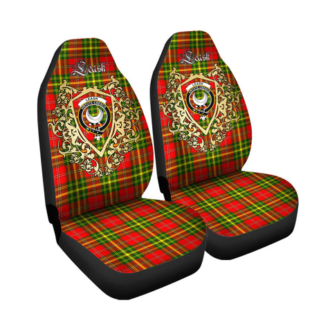 Image of Leask Clan Car Seat Cover Royal Sheild