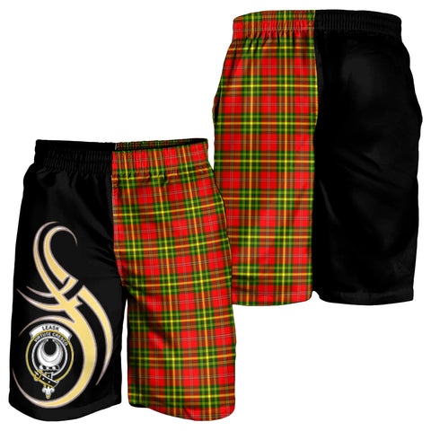 Leask Clan Believe In Me Men Short