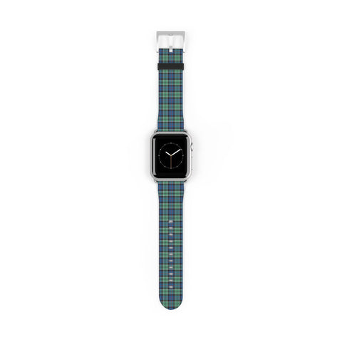 Leslie Hunting Ancient Scottish Clan Tartan Watch Band Apple Watch