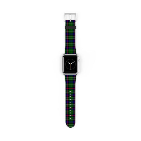 Leslie Hunting Scottish Clan Tartan Watch Band Apple Watch