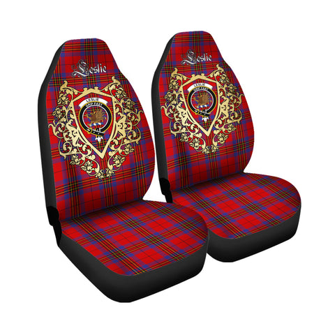 Image of Leslie Modern Clan Car Seat Cover Royal Sheild