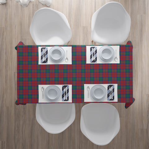 Lindsay Modern Tartan Tablecloth | Home Decor