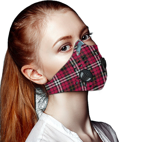 Little Tartan Dust-proof Sports Masks ( Model 1) - TH88 (USA Shipping Line)