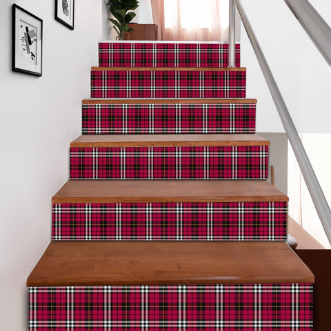 Scottishshop Tartan Stair Stickers - Little Stair Stickers A91