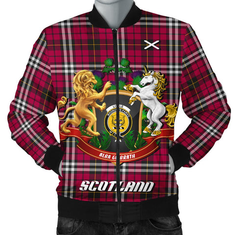 Little | Tartan Bomber Jacket | Scottish Jacket | Scotland Clothing