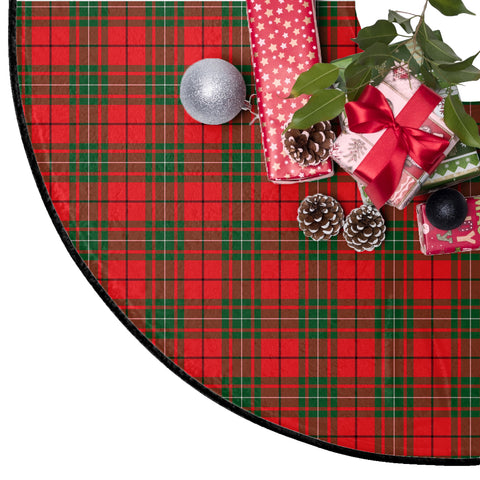 MacAulay Modern Tartan Tree Skirt Christmas