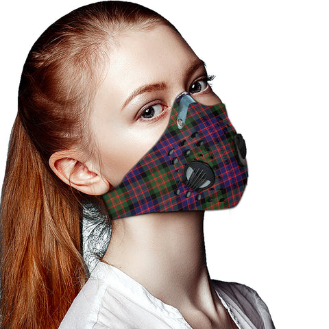 MacDonald Modern Tartan Dust-proof Sports Masks ( Model 1) - TH88 (USA Shipping Line)