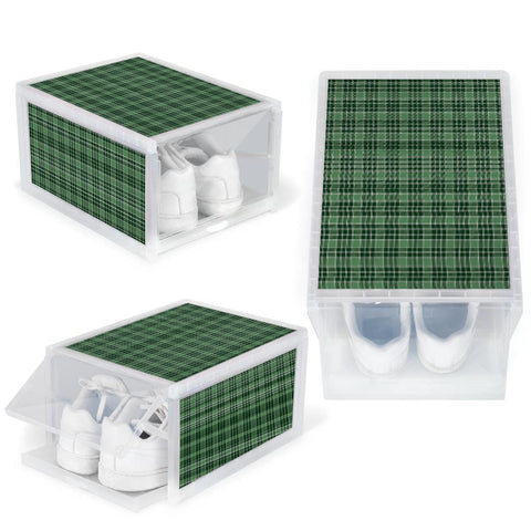 MacDonald Lord of the Isles Hunting Clan Tartan Scottish Shoe Organizers K9