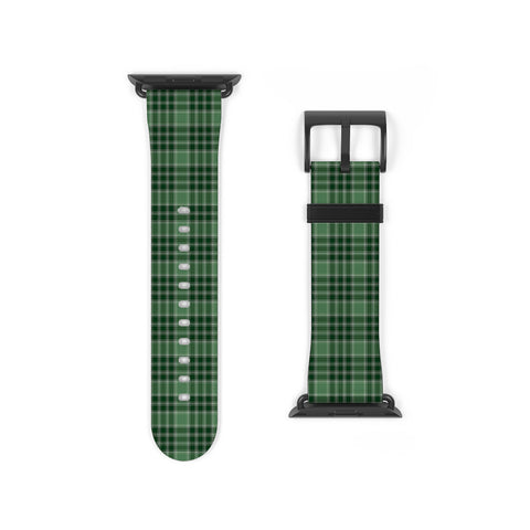MacDonald Lord of the Isles Hunting Scottish Clan Tartan Watch Band Apple Watch