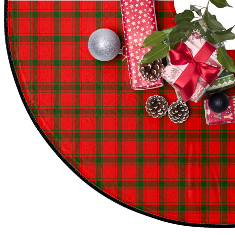 MacDonald of Sleat Tartan Tree Skirt Christmas