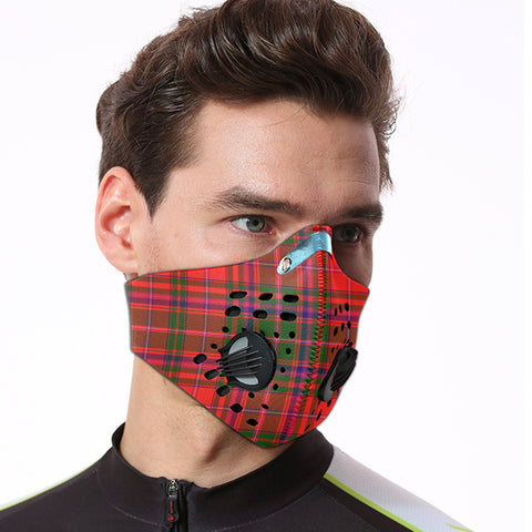 Image of MacDougall Modern Tartan Dust-proof Sports Masks ( Model 1) - TH88 (USA Shipping Line)