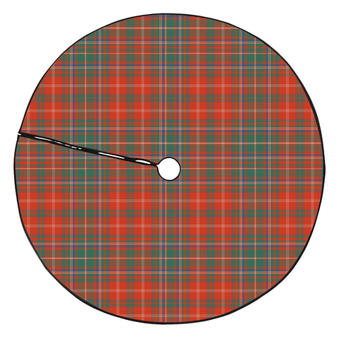 MacDougall Ancient Tartan Tree Skirt Christmas