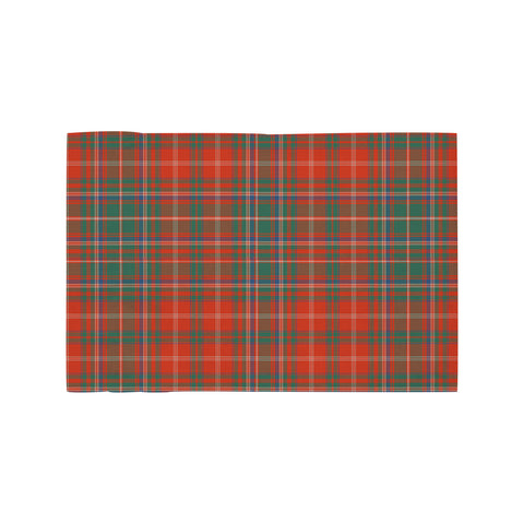 MacDougall Ancient Clan Tartan Motorcycle Flag